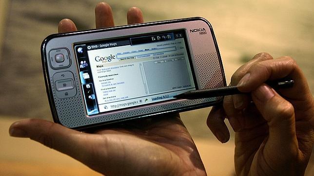 España, líder europeo en acceder a internet, a través del móvil