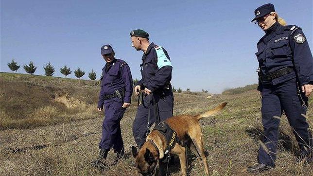 Grecia construye un foso antiinmigrantes en la frontera con Turquía