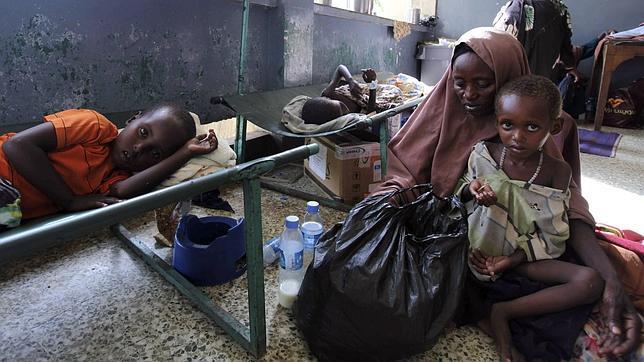 La FAO califica de «inadmisible» la situación que vive el Cuerno de África
