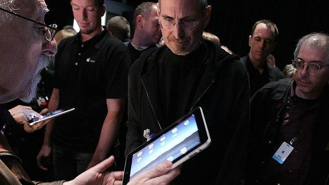 1110511c8ae La nube y el iOS 5, el último legado de Steve Jobs