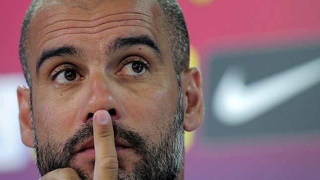 Guardiola: «Han tenido 15 días para preparar el partido y nosotros éramos cuatro»