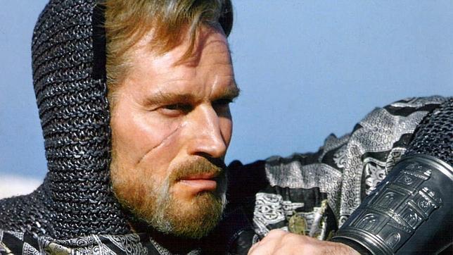 Proponen en Facebook encontrar al sucesor de Charlton Heston en «El Cid»