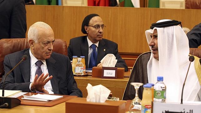 Siria acepta el plan de la Liga Árabe pero exige el desarme de la oposición
