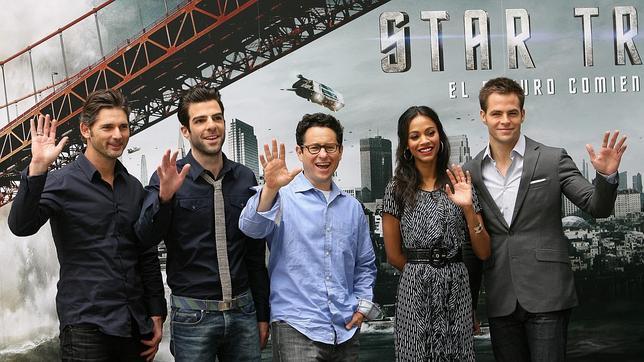 La secuela de «Star Trek» en 3D se estrenará en 2013