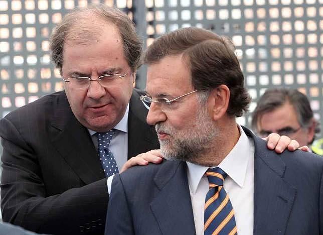 Los «tareas pendientes» de Rajoy con Castilla y León