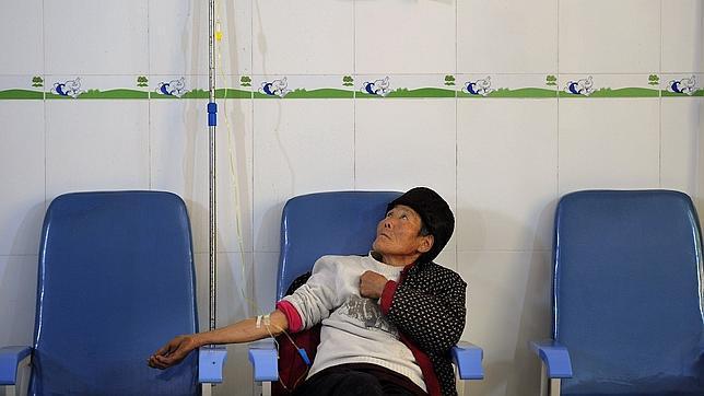 China alerta sobre la rápida extensión del VIH entre ancianos que acuden a prostitutas