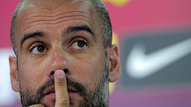 La omertá de Guardiola