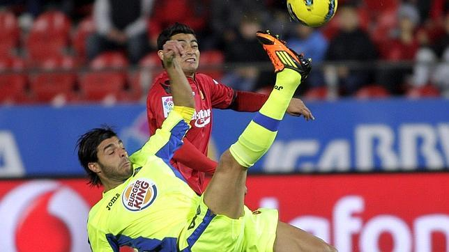 El Getafe trabaja en Mallorca su primera victoria a domicilio en 2011