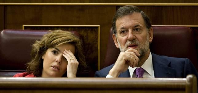 Rajoy afronta su investidura con la garantía de acotar el déficit desbocado