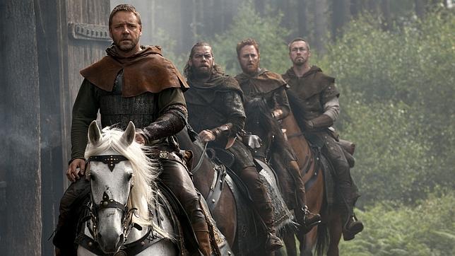 Los internautas quieren que Rusell Crowe protagonice un «remake» de El Cid