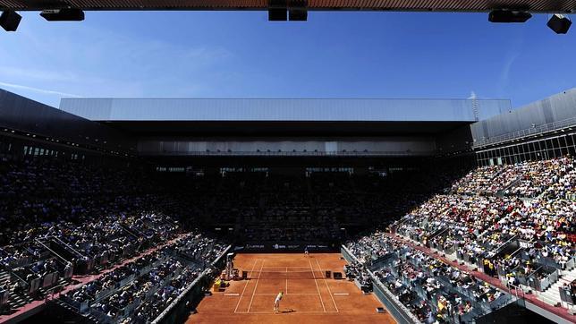 Madrid seguirá con su torneo Masters 1.000 hasta el año 2021