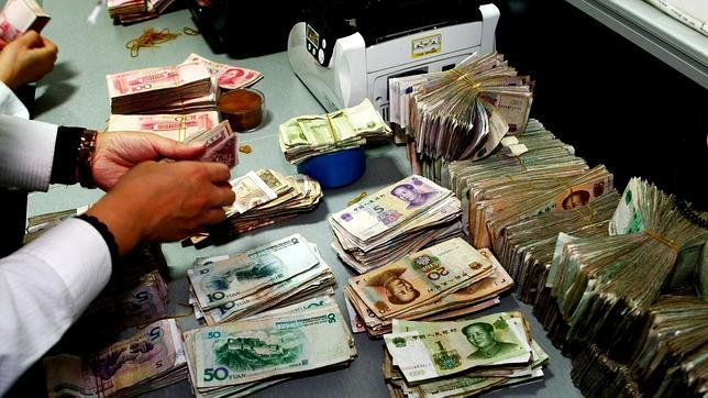 El yuan chino desembarca en España