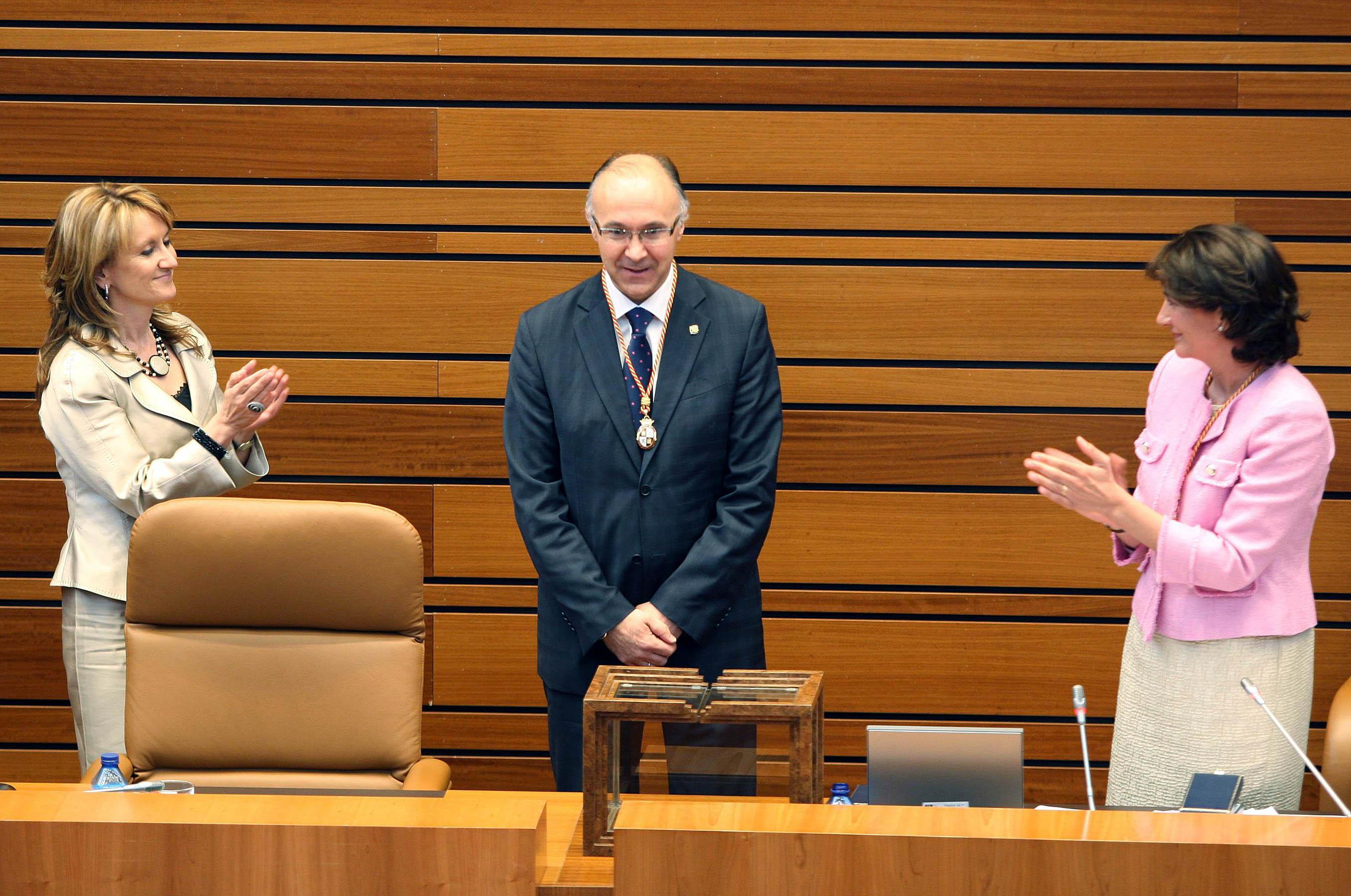 Ramiro Ruiz Medrano, nuevo delegado del Gobierno en Castilla y León