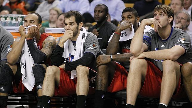 Pierce y los Celtics abusan de los peores Raptors