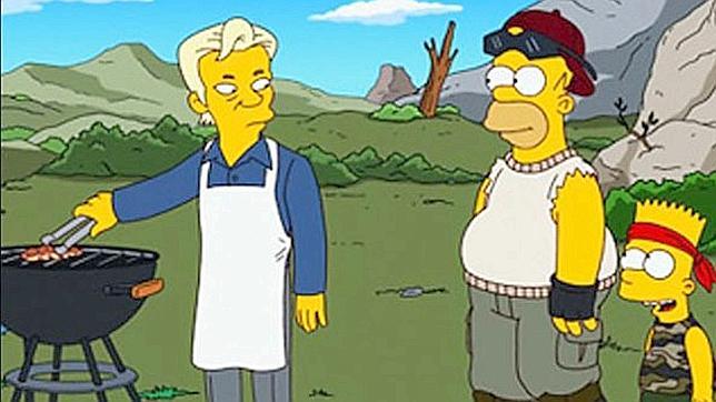 ¡Wikifelicidades, familia Simpson!