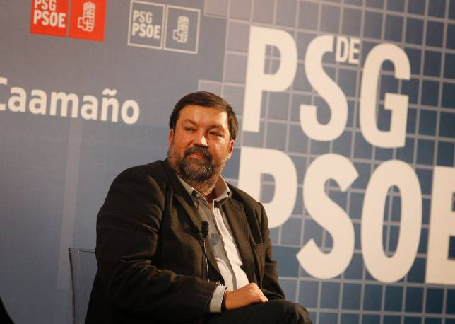 Caamaño renuncia a liderar al sector crítico en el congreso socialista del próximo mes
