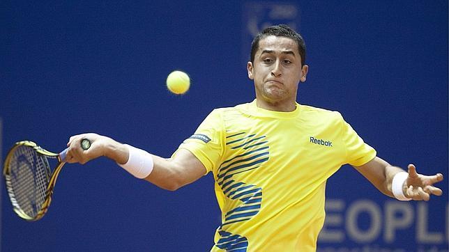 Nicolás Almagro alcanza su segunda final consecutiva en el Abierto de Brasil