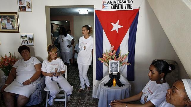 La disidencia cubana recuerda los dos años de la muerte de Zapata en un clima represivo