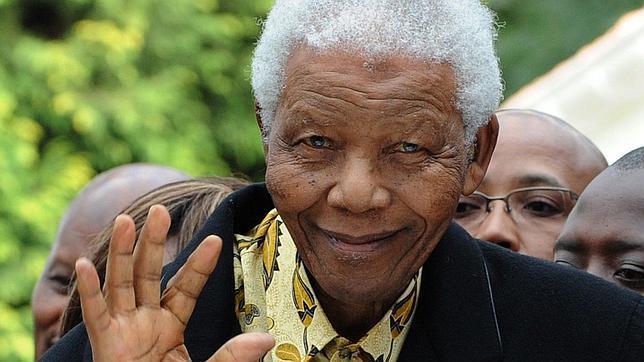 Nelson Mandela, ingresado en un hospital de Johannesburgo