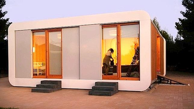 La casa del futuro se construye en cinco días