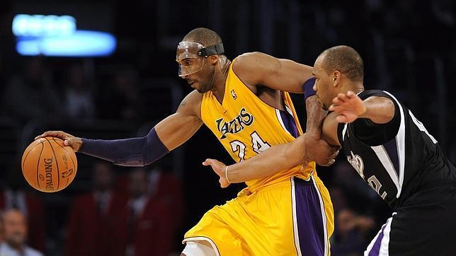 Demasiado Kobe Bryant para los Kings