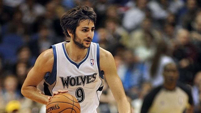 Los Wolves vencen a Portland con Ricky Rubio como director de orquesta