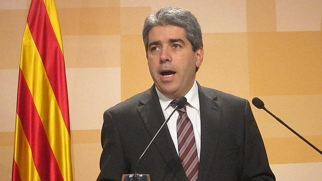 Homs asegura que una posible sanción no «marea ni espanta» a la Generalitat
