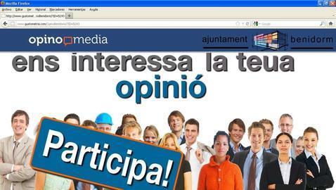 Benidorm apaga los «opinómetros» en los que se gastó 280.000 euros