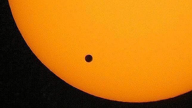 El tránsito de Venus por el Sol: comienza la cuenta atrás