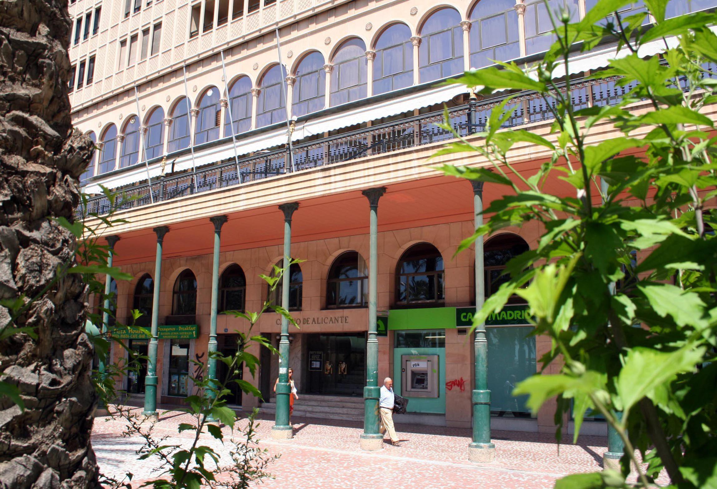 Dimite El Presidente Del Casino De Alicante Tras Enfrentarse A Castedo