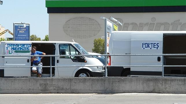 cuanto cobran los de ikea furgoneta