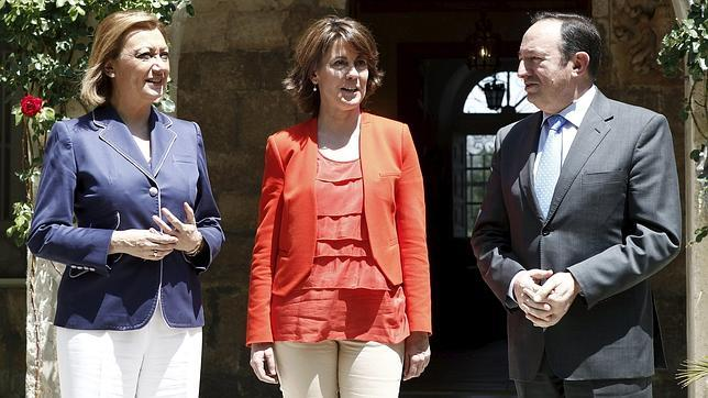 UPyD propone la «fusión» de La Rioja, Navarra y Aragón en «Ebro Región»