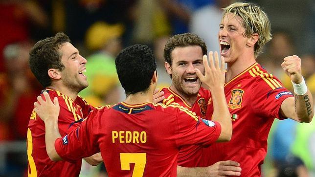 Eurocopa 2012: España rubrica la mayor goleada en la historia de las finales