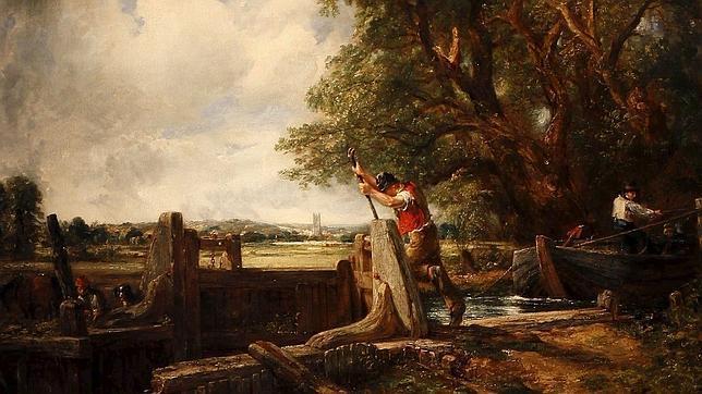 La polémica salpica en la venta de «La esclusa», de Constable