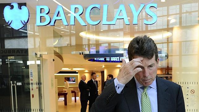 Tercera dimisión en Barclays por el escándalo de la manipulación del libor