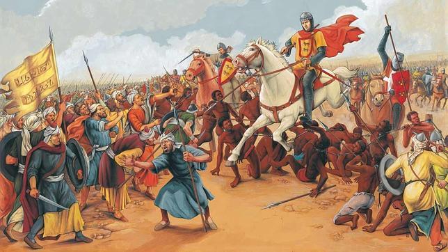 La batalla de Las Navas de Tolosa Navas--644x362