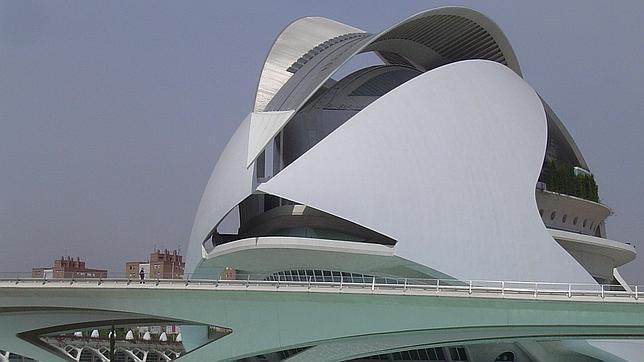 El Palau de les Arts de Valencia cerrará hasta el 27 de agosto para ahorrar