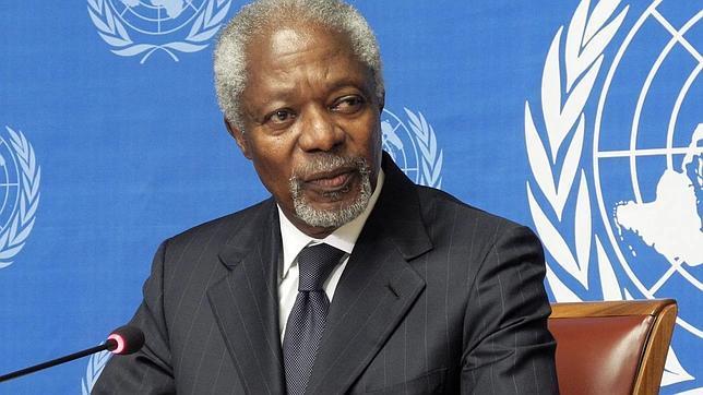 Rusia culpa a sus «socios occidentales» del fracaso de la misión de Annan en Siria