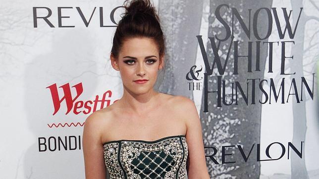 Los motivos de Kristen Stewart para sonreir