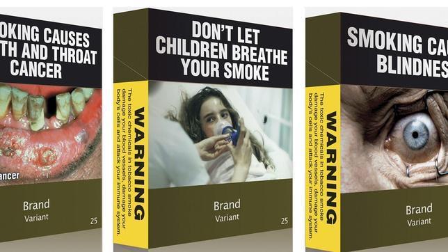 Australia adopta el empaquetado genérico en las cajetillas de tabaco