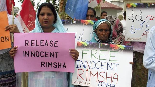 Confirman que la niña cristiana acusada por blasfemia en Pakistán es discapacitada mental