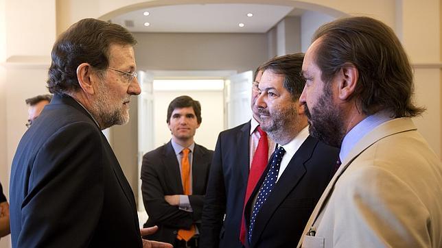 Los 40 mensajes que Rajoy lanza a los españoles en la entrevista con ABC