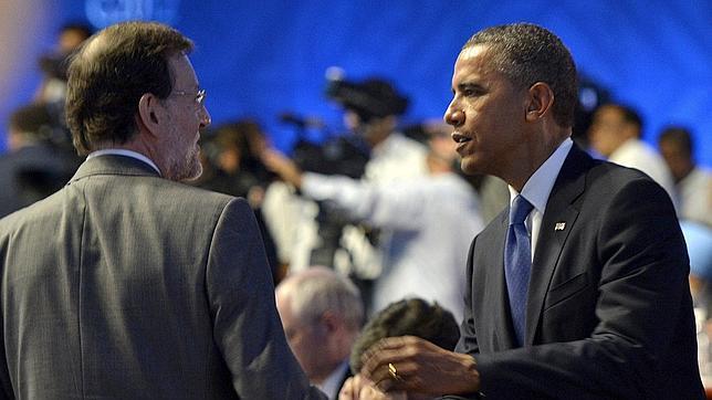 España estrecha lazos con Estados Unidos