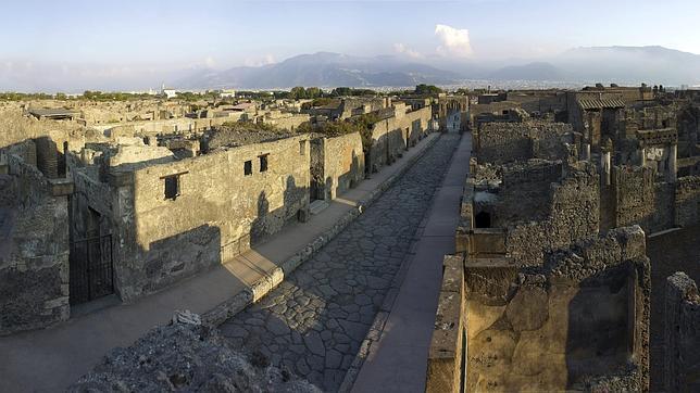 El Museo Británico expone, por primera vez, restos de Pompeya y Herculano