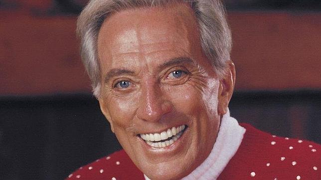 Muere Andy Williams, la mejor voz de «Moon River»