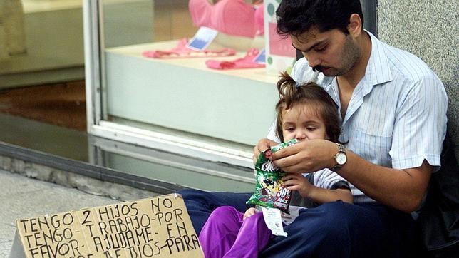 Más de dos millones de niños son pobres en España