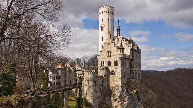 Ocho castillos que parecen sacados de un cuento