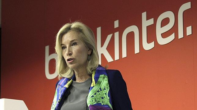 Bankinter no ve «en un principio ningún interés» en invertir en el banco malo