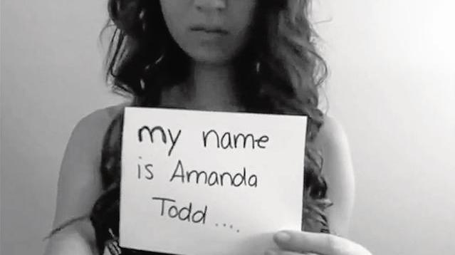 Decálogo para adolescentes víctimas de sextorsión como Amanda Todd