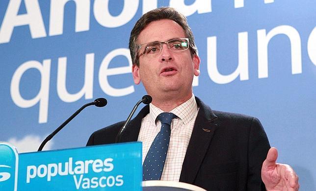Elecciones vascas 2012: Rajoy no aceptará la dimisión de Basagoiti